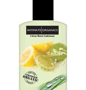 Intimate Organics Citrus Burst Lubricant