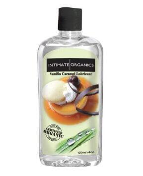 Intimate Organics vanila caramel Lubricant 120ml