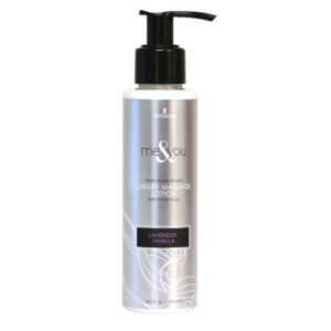 Me and You Massage Lotion - Lavender and Vanilla