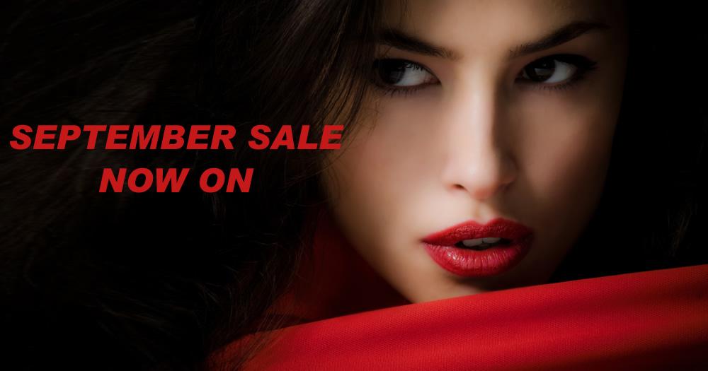 September Sale - SV-Vibrators