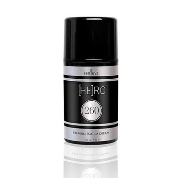 hero - talc 50ml