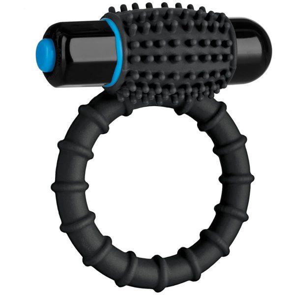 OptiMale Vibrating C Ring - Black