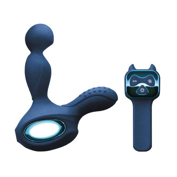 Renegade Orbit Blue Prostate Massager
